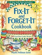 Fix-It and Forget-It: Fix-It and Forget-It Cookbook : 700 Slow Cooker Recipies
