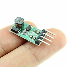 Mini DC-DC Boost Step-up Power Supply Module Converter 3V/3.3V/3.7V/5V/6V to 12V