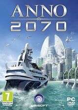 ANNO 2070 PC DVD BRAND NEW AND SEALED
