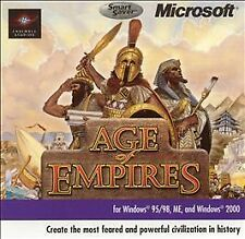Age of Empires (SmartSaver Series) by Broderbund