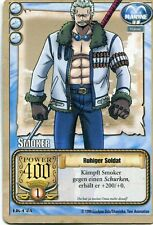 One Piece - Smoker - Ruhiger Soldat