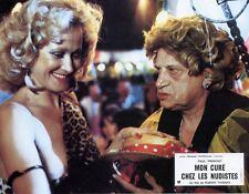 PAUL PREBOIST MON CURE CHEZ LES NUDISTES 1982 PHOTO D'EXPLOITATION #4