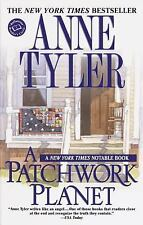A Patchwork Planet by Anne Tyler (1999, Paperback)