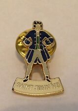 St John New Brunswick Pin
