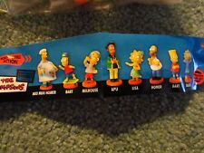 SIMPSONS COMPLETE TOMY SERIES 5: 8 PIECES