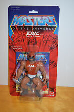 MOTU COMMEMORATIVE ZODAC ACTION FIGURE MOC MASTERS OF THE UNIVERSE HE-MAN 2001