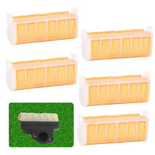 5x Yellow Air Filter Cleaner fit Stihl MS210 MS230 MS250 021 023 025 Chainsaw