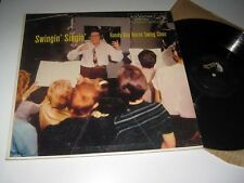 RANDY VAN HORNE SWING CHOIR Swingin' Singin' RCA LPM-1321 VG++