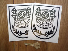 British Leyland Special Tuning Abingdon Stickers