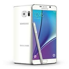 Samsung Galaxy Note 5 SM-N920P White 32GB - Sprint - Clean ESN - Used