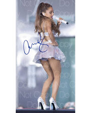Ariana Grande signed Everything sexy hot 8X10 photo picture poster autograph RP4