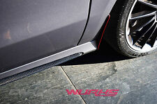Mercedes Benz A45 AMG Carbon Fibre Side Skirt Replacement Insert CLA45 W176 C117