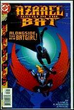 DC Comics AZRAEL Agent Of The Bat #56 Batgirl No Man's Land NM 9.4