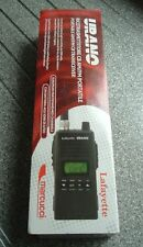 LAFAYETTE URANO HAND HELD PORTABLE CB SAME AS PRESIDENT RANDY 11 METRE 27 MHZ