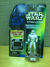 Kenner Star Wars: Power of the Force Freeze Frame Stormtrooper Action Figure