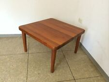 70er Teak Couchtisch Coffee Table Glostrup Danish Design Denmark Mid Century 60s