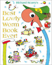 Best Lowly Worm Book Ever by Richard Scarry (Hardback, 2013)