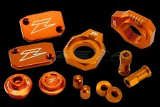 Zeta Orange Billet Kit for KTM 2011-16 EXC-F XCF-W 250 350 450 ZE51-2433