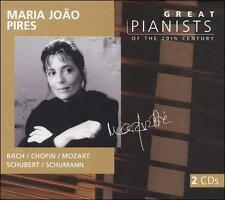 Maria Joao Pires: Great Pianists of 20th Century