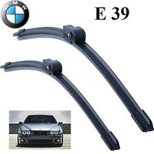 "BMW E39 5 Series 1995-2004 Front Wiper Blade Aero Set 22""+26"" Made in Germany"