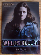 Twilight qui est bella hot topic exclusive trading card HT-1