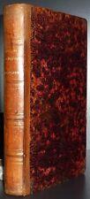 LAVALLEE: Géographie physique, historique et militaire / ESM de Saint-Cyr / 1841