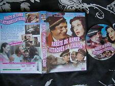 Arrête de ramer t'attaques la falaise! (Michel Galabru) 1979, DVD, Comédie/Nanar