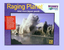 DISCOVERY CHANNEL RAGING PLANET TIDAL WAVE PUZZLE SEALED BOX! NEW! GIFT READY!