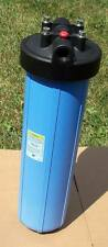 BIG BLUE CLEARBROOK WATER FILTER HOUSING FREE SHIPPING