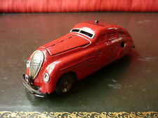 1930's Original SCHUCO 2000 Tin Wind-up Kommando Maybach Limousine