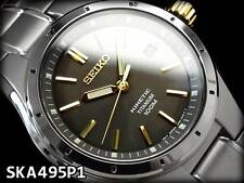 SEIKO MEN'S KINETIC TITANIUM 100M WATCH SKA495 SKA495P1 Warranty, Box, RRP:£300