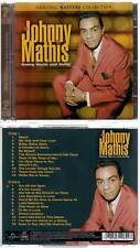 """JOHNNY MATHIS """"Swing Warm And Softly"""" (2 CD) 2009 NEUF"""