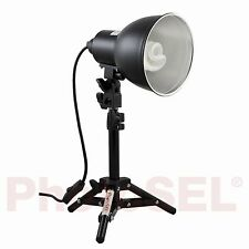 PhotoSEL LS11E21 Studio Lighting Kit - Tabletop 26w 1300lm 5500K 90+ CRI Light