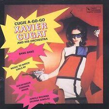 XAVIER CUGAT - Cugie A-Go-Go CD ** Like New / Mint **