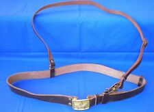 Bulgarian Communist Army NCO's Leather Girdle Belt