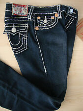 True Religion Billy Super T Girls JEANS 89-Jackknife MIS. 12 NUOVO con etichetta
