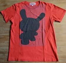 PAUL SMITH & KIDROBOT LIMITED EDITION DANDY DUNNYS FOR BARNEYS T-SHIRT SIZE: L