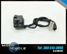 2007 07 KAWASAKI NINJA 250 EX250 TURN SWITCH HAND CONTROL LIGHTS HORN K88