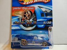 2006 Hot Wheels #5 Blue Ferrari 512 M w/FTE Wheels