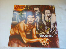 1974  David Bowie  Diamond Dogs RCA International ‎– NL 83889