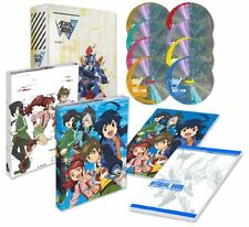 LITTLE BATTLERS EXPERIENCE W (DANBALL SENKI W) DVD BOX 1-JAPAN 8 DVD AM38