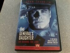 The General's Daughter (DVD) Starring John Travolta Widescreen Collection