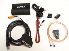 Zemex V 4 Handy Freisprechanlage Bluetooth BT USB, iPod,iPhone für Audi Q7 MMI2
