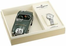 FREDERIQUE CONSTANT HEALEY AUTOMATIC MENS STAINLESS STEEL WATCH FC-303HS5B6B