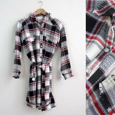 ZARA Checked Dress BRAND NEW WITH TAGS Size Small