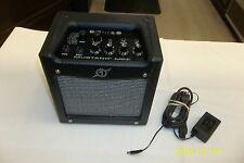 Fender Mustang Mini Guitar Amp AC or battery powered