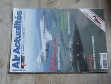 $$u Revue Air actualites N°536 centre instruction tactique  FAS  Airbus A319CJ