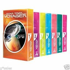 Star Trek Voyager Complete Series ~ Seasons 1-7 WITH PILOT ~NEW 47-DISC DVD SET