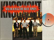 SUGAR RAY AND THE BLUE TONES knockout SPD 1021 uk special delivery LP PS EX+/EX