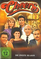 NICHOLAS/DANSON,TED/LONG,SHELLEY COLASANTO - CHEERS SEASON 2   3 DVD NEU